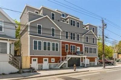 Somerville Multi Family Home For Sale: 640 Mystic