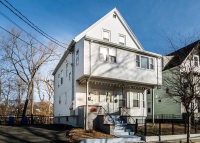 Waltham Multi Family Home For Sale: 28 Rumford Avenue