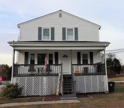 Swansea Multi Family Home For Sale: 197 Milford Rd