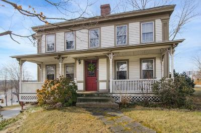 Upton Single Family Home For Sale: 1 Hartford Ave S