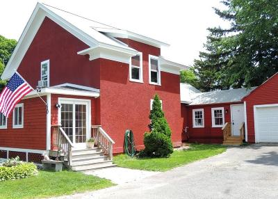 Single Family Home For Sale: 10 Cottage St