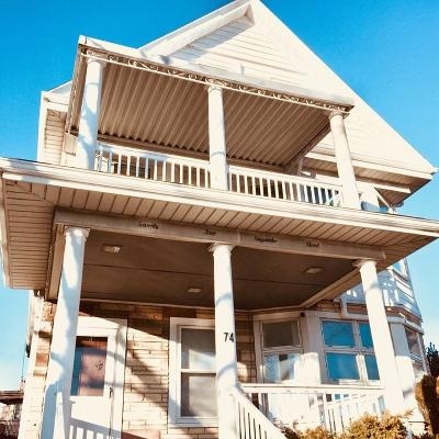 Boston Rental New: 74 Bayswater Street #1