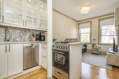 Boston Rental New: 33 Irving Street #6