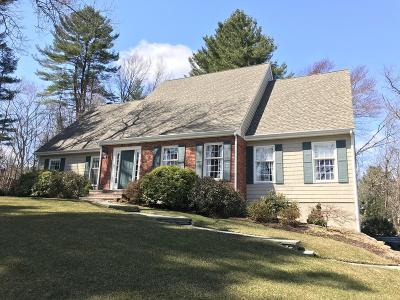 Concord Single Family Home For Sale: 242 Silver Hill Road