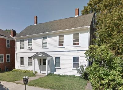 Plymouth Rental New: 32 Middle Street #3