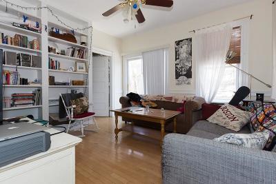 Boston Rental New: 74 Saybrook Street #1