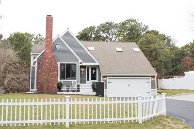 Mashpee MA Single Family Home New: $639,777