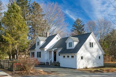 Concord Single Family Home Contingent: 472 Bedford Street #10