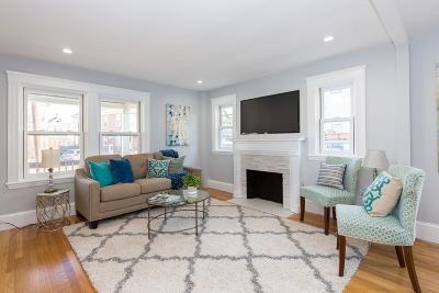 Arlington Condo/Townhouse For Sale: 42 Warren St. #42
