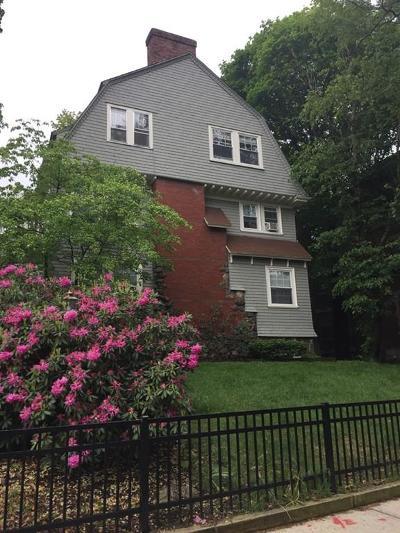 Boston Rental New: 15 Braemore Road #2