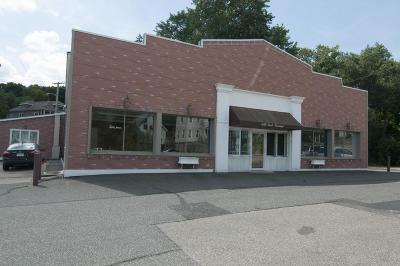 MA-Norfolk County Commercial For Sale: 122-138 East Central Street