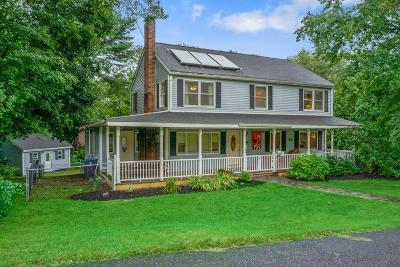 Natick Single Family Home For Sale: 148 Howe Street