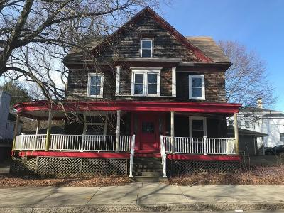 Fall River Multi Family Home For Sale: 330 Winter St