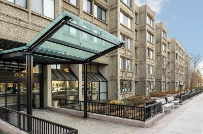 Brookline Condo/Townhouse For Sale: 1731 Beacon St #111