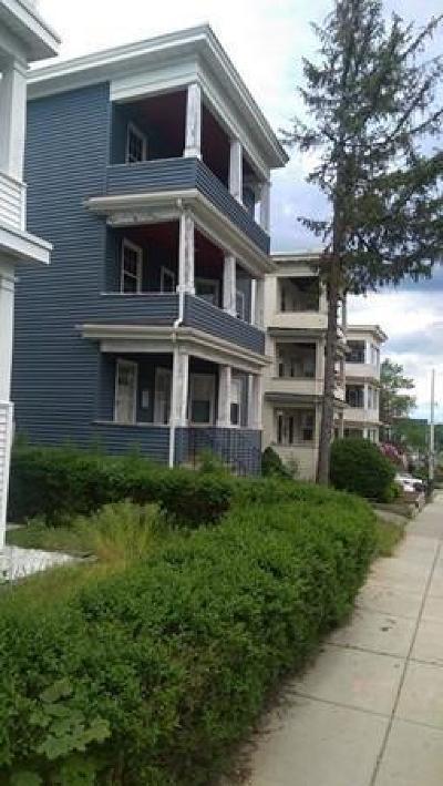 Boston Rental New: 702 Adams Street #3