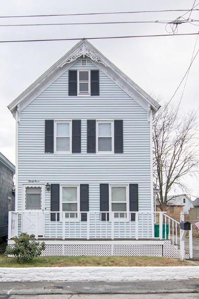 Lowell Single Family Home For Sale: 33 By St
