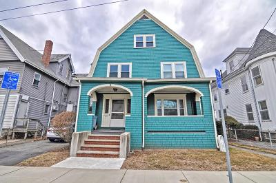 Malden Multi Family Home Under Agreement: 6 Concord St