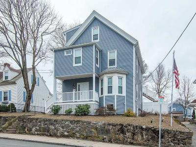 Boston Multi Family Home For Sale: 19 Bearse Avenue