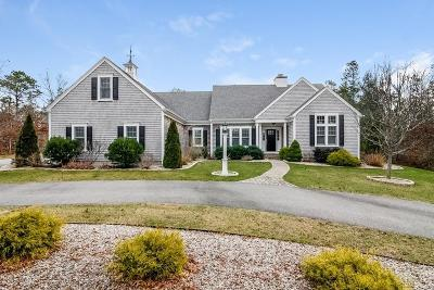Falmouth Single Family Home For Sale: 73 Cranberry Run