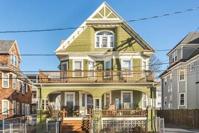 Boston Multi Family Home Under Agreement: 80 Carruth Street