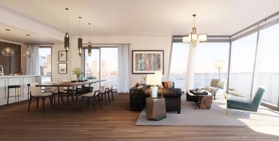 Condo/Townhouse For Sale: 300 Pier 4 Blvd #5C