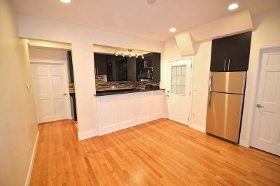 Brookline Rental New: 1801 Beacon St #6