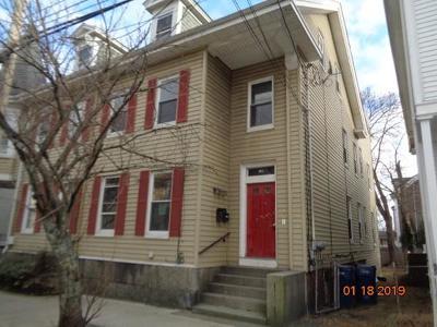 Salem MA Multi Family Home For Sale: 11 1/2 Mason Street