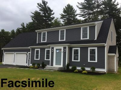 Plymouth Single Family Home For Sale: N1 Stone Gate Dr.