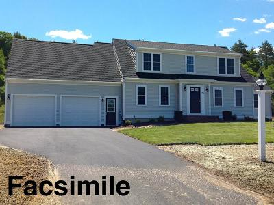 Plymouth Single Family Home For Sale: N2 Stone Gate Dr.