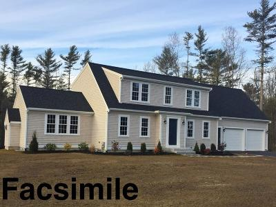 Plymouth Single Family Home For Sale: N3 Stone Gate Dr.