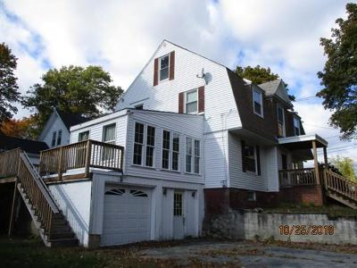 Methuen, Lowell, Haverhill Single Family Home New: 14 Westford St