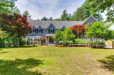 Sudbury Single Family Home For Sale: 23 Sawmill Ln