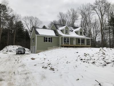 Belchertown Single Family Home For Sale: 507 South Washington St