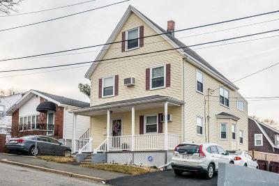 Revere Multi Family Home Under Agreement: 25 South Irving Street