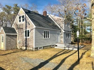 MA-Norfolk County, MA-Plymouth County Single Family Home New: 245 Center Hill Rd