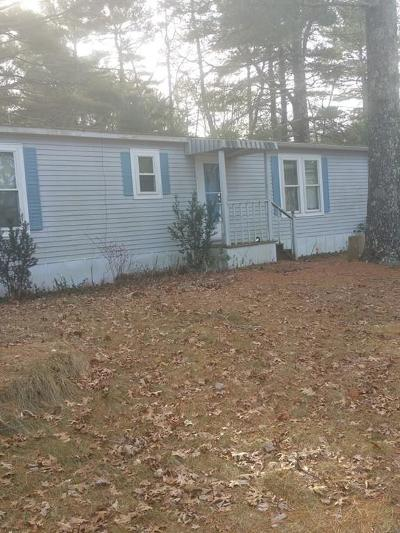 Carver Single Family Home New: 40 Pipers Way