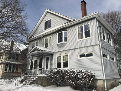 Newton Multi Family Home Contingent: 163-165 Tremont St