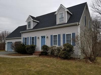Attleboro Single Family Home New: 74 Old Stagecoach Rd