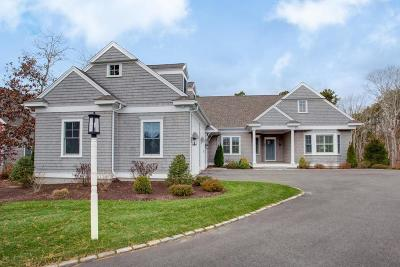Mashpee MA Single Family Home New: $1,495,000