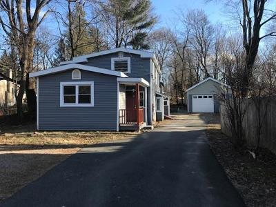Franklin Single Family Home For Sale: 19 Lincoln St