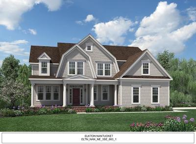Scituate Single Family Home For Sale: 7 Sixth Avenue #lot 152
