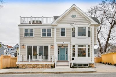 Beverly Single Family Home For Sale: 126 Lothrop Street