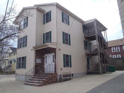 Medford Multi Family Home Under Agreement: 255 Boston Ave