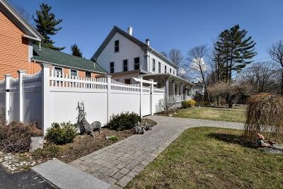 Sherborn Single Family Home For Sale: 123 N Main St