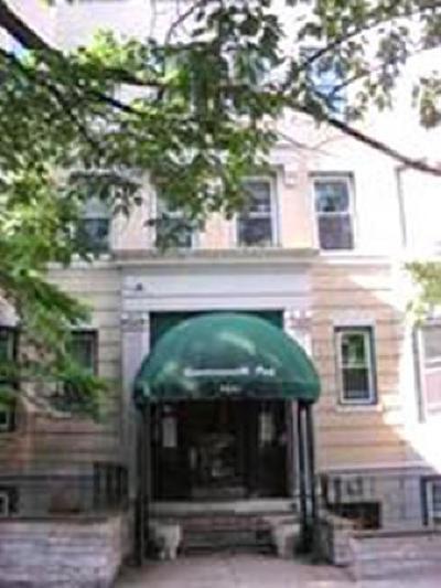 Boston, Cambridge Rental New: 1411 Commonwealth Ave #504