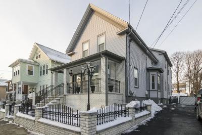 Malden Multi Family Home Under Agreement: 127 Oakland St