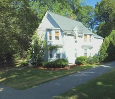 Natick Multi Family Home New: 2 Grove Street