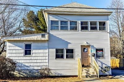 Shrewsbury Multi Family Home Under Agreement: 32-34 Edgewater Ave