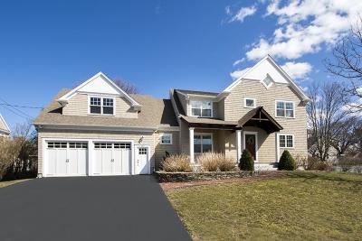 Scituate MA Single Family Home New: $1,349,000