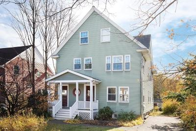 Newton Multi Family Home Under Agreement: 858-860 Watertown St